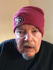 Edward Lucero a registered Sex Offender of California