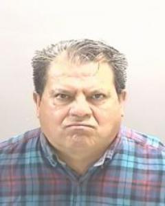Eladio Cisneros Castro a registered Sex Offender of California