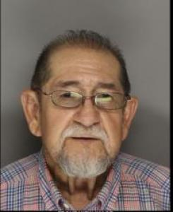 Elijio Eugene Gallegos a registered Sex Offender of California