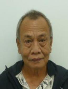 Fidel Juanirez Lugtu a registered Sex Offender of California