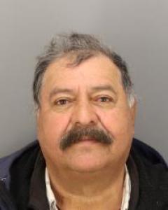 Filiberto Botello Curiel a registered Sex Offender of California