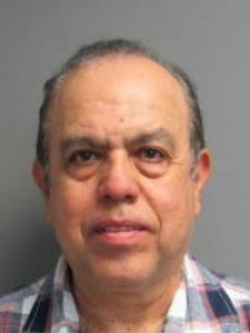 Francisco Javier Andrade a registered Sex Offender of California