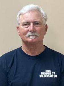 Frank Joseph Allen a registered Sex Offender of California