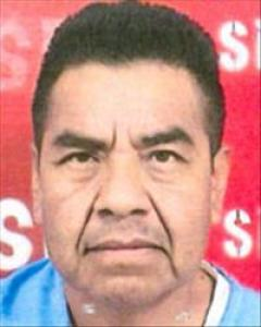Fuljencio Sanchez a registered Sex Offender of California