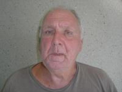 George Elvis Cantrel a registered Sex Offender of California