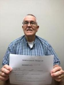 George Lee Colouris a registered Sex Offender of California