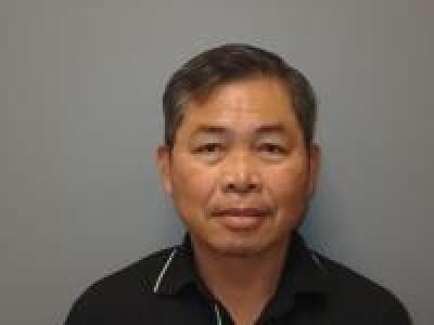 Henrico Dalisay a registered Sex Offender of California