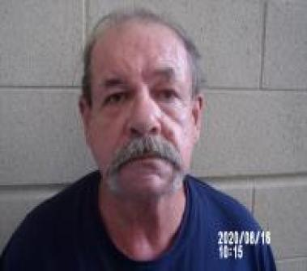 Henry Dean Hampton a registered Sex Offender of California