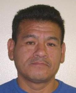 Hugo Rosas Espinoza a registered Sex Offender of California