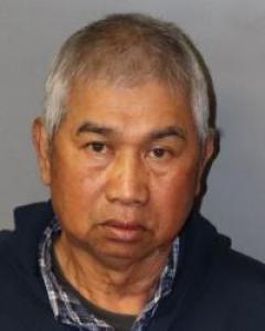 Isidro Anaya Palting a registered Sex Offender of California