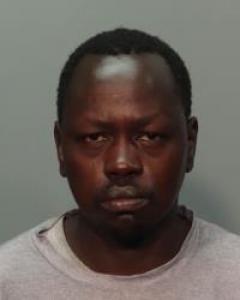 James Majok Deng a registered Sex Offender of California