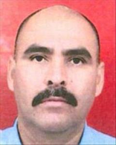 Javier Bueno Mendoza a registered Sex Offender of California