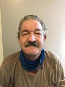 Jerry Donald Evans a registered Sex Offender of California