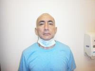 Jesse Juares Flores a registered Sex Offender of California