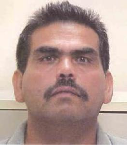 Jesus Orduno a registered Sex Offender of California