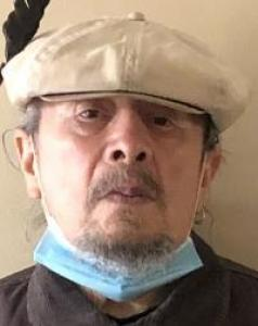 John Salazar Esquivel a registered Sex Offender of California