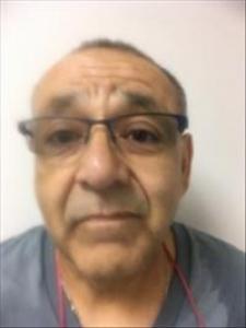 John Quintero Martinez a registered Sex Offender of California