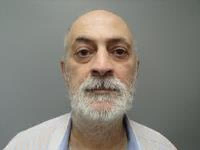 John Saghanejad a registered Sex Offender of California