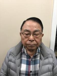Jonichi Araki a registered Sex Offender of California