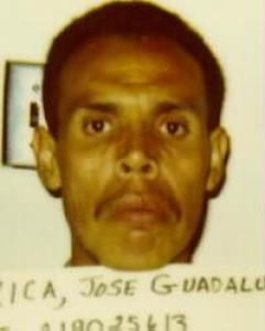 Jose Guadalupe Abrica a registered Sex Offender of California