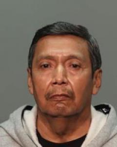 Jose Luisoviedo Diaz a registered Sex Offender of California