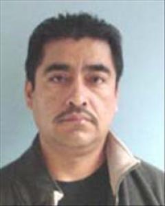 Juan Rafael Alas a registered Sex Offender of California