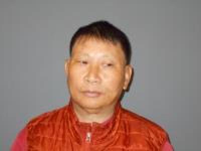 Kao Wang Saechao a registered Sex Offender of California
