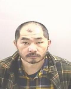 Kao Nick Vang a registered Sex Offender of California