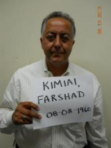 Kimiai Farshad a registered Sex Offender of California