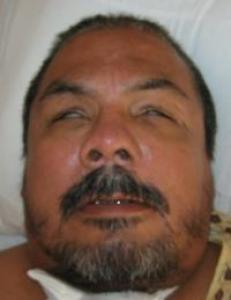 Lazaro Cougarfoot Tijerina a registered Sex Offender of California