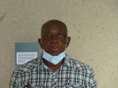 Leonard Amos a registered Sex Offender of California