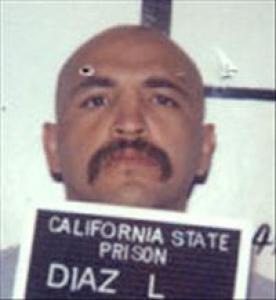 Louis Martin Diaz a registered Sex Offender of California