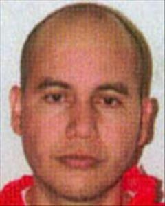 Luis Fernando Diaz a registered Sex Offender of California