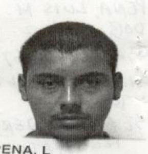 Luis Miguel Pena a registered Sex Offender of California