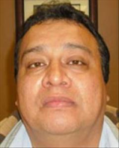 Luis Espinoza Saravia a registered Sex Offender of California