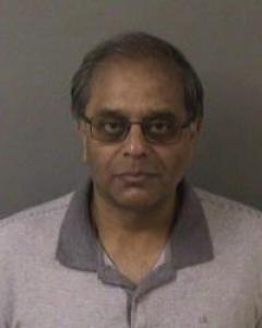 Manoj Kanaiyalal Patel a registered Sex Offender of California