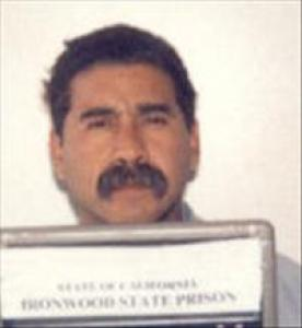 Manuel Amezola a registered Sex Offender of California
