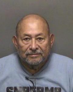 Manuel Antonio Monday a registered Sex Offender of California