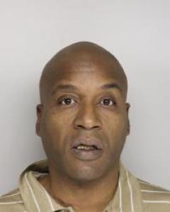 Manu Lateff Simpson a registered Sex Offender of California