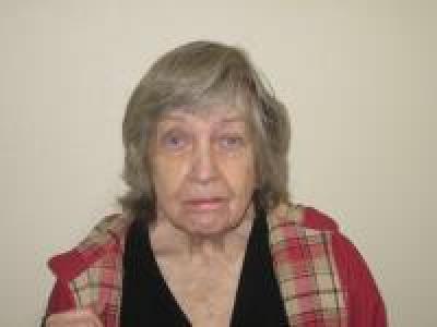 Marguerite Ann Jones a registered Sex Offender of California
