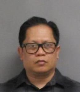 Marlon Echon Ebbat a registered Sex Offender of California