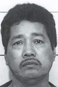 Miguel Angel Almazan a registered Sex Offender of California