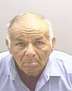 Moses Aaron Rodriguez a registered Sex Offender of California