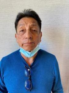 Moses Mota Silva a registered Sex Offender of California