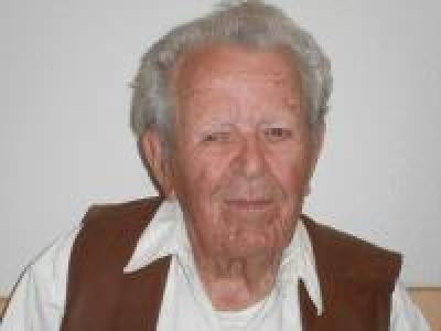 Norman Percy Chenowith a registered Sex Offender of California