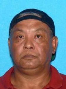 Oscar Cruz Mantanona a registered Sex Offender of California