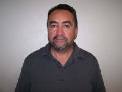 Oscar Saul Meraz a registered Sex Offender of California