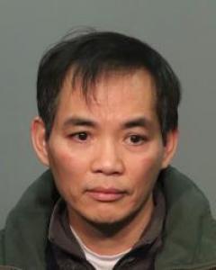 Quan Trieu a registered Sex Offender of California