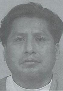 Raul Felipew Regules a registered Sex Offender of California