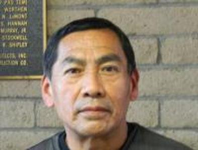 Roberto Augustine Franco a registered Sex Offender of California